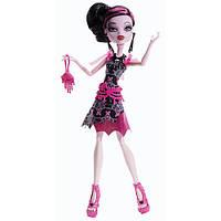 Кукла Monster High Black Carpet Draculaura, Дракулаура из серии Страх! Камера! Мотор!