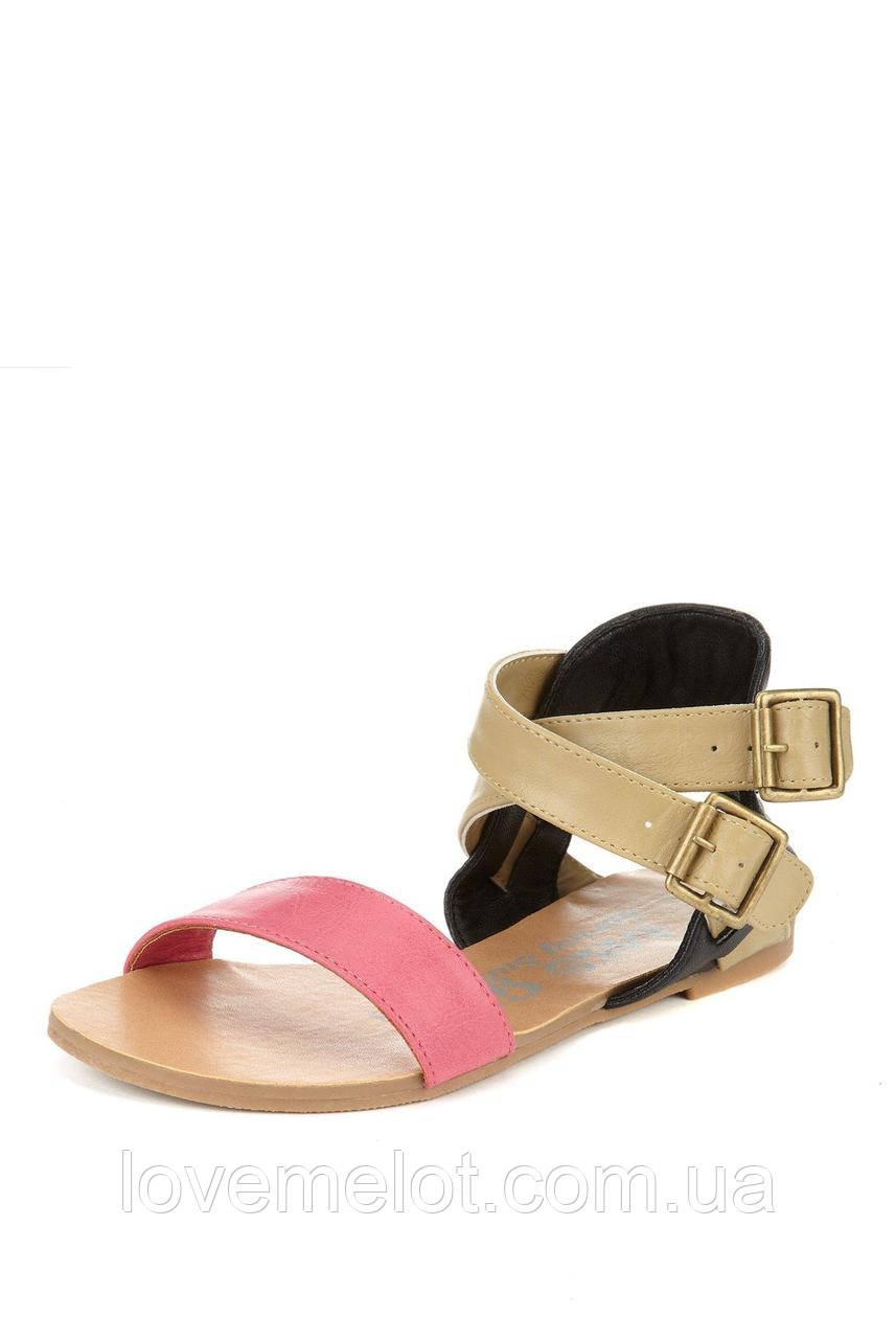 """Босоножки детские Marks&Spencer """"Нега"""" размер 36, летняя обувь для девочки"""