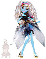 Кукла Monster High 13 Wishes Abbey Bominable Эбби Боминейбл 13 Желаний.