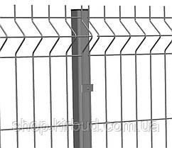 Заборная секция 0,82х2,5м оц 4мм