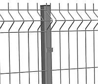 Заборная секция 2,87х2,5м без покрытия  4мм