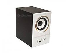 Акустическая система 2.1 FnT SW-801U USB, FM, фото 3