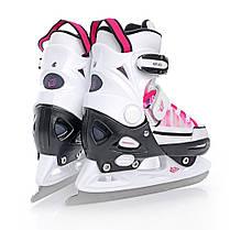 Раздвижные коньки Tempish REBEL ICE PRO GIRL -  29-32, 33-36, 37-40, 40-43 р., фото 3