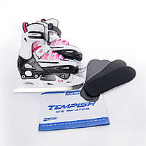 Раздвижные коньки Tempish REBEL ICE PRO GIRL -  29-32, 33-36, 37-40, 40-43 р., фото 2