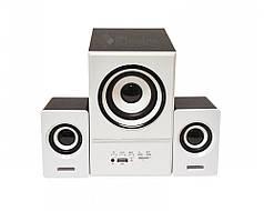 Акустическая система 2.1 FnT SW-801U USB, FM