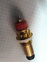 Термостатический клапан Danfoss для стального радиатора с нижним подключением