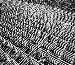 Сетка для армировки и кладки 50х50х4 370х2000мм