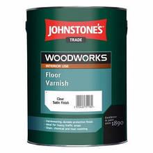 Лак для паркета Johnstones Floor Varnish Satin (полуматовый) 2,5 л