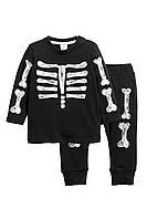 Костюм трикотажный для Хэллоуина H&M, рост 80см, карнавальный костюм детский