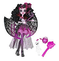 Кукла Monster High Ghouls Rule Draculaura Doll. Дракулаура Маскарад( Хеллоуин)
