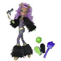 Кукла Monster High Ghouls Rule Clawdeen Wolf Doll, Клодин Вульф Маскарад.