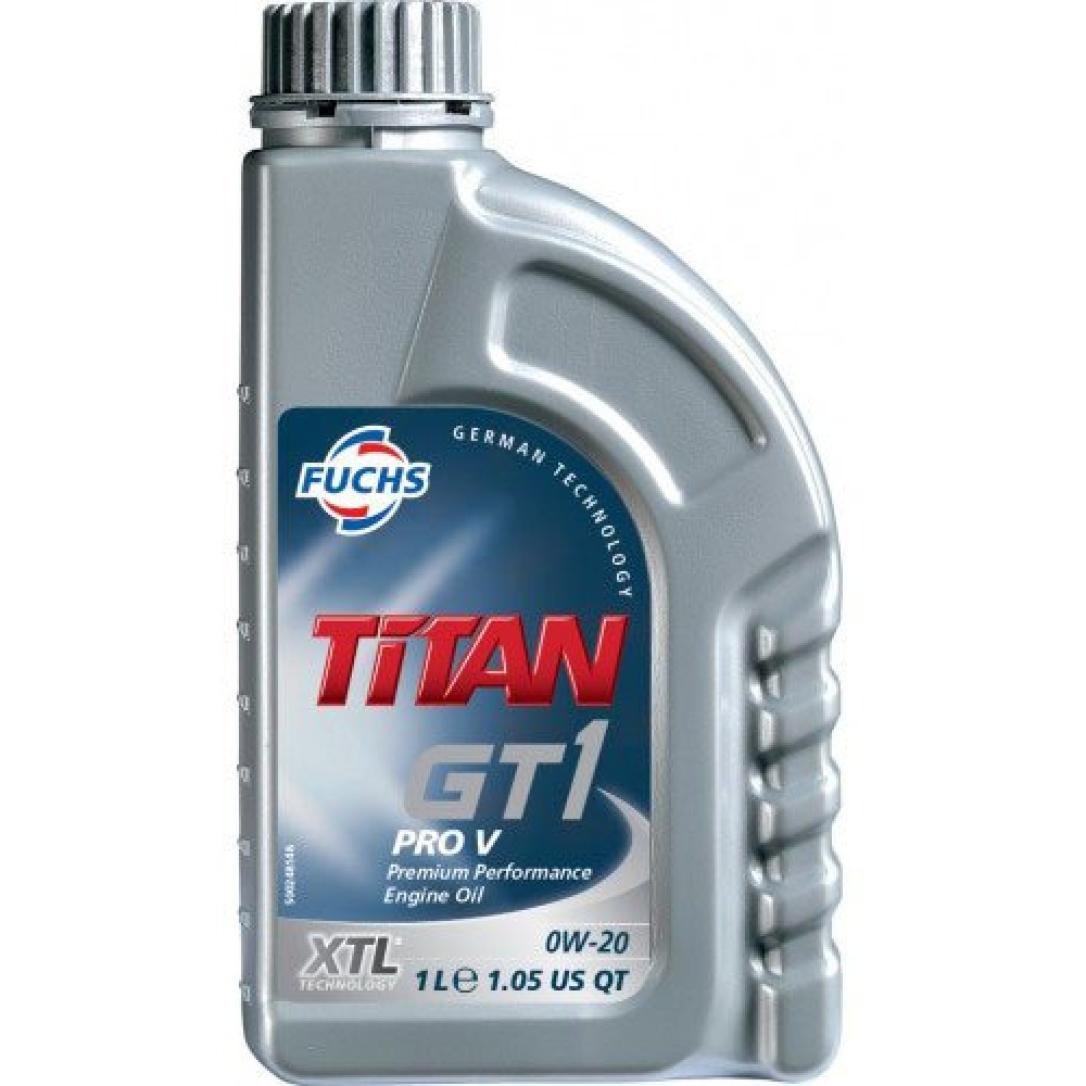 Масло моторное Fuchs TITAN GT1 PRO V 0W-20 XTL 1л