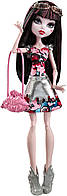 Кукла Монстер Хай Monster High Boo York, Boo York Frightseers Draculaura, Дракулаура бу Йорк