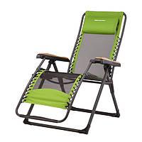 Туристическая мебель, KEMPING Шезлонг раскладной SV400