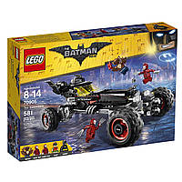 Конструктор THE LEGO BATMAN MOVIE 70905 Бэтмобиль