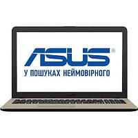 "☜Ноутбук Asus X540NA X540NA-GQ007 Chocolate Black экран 15.6"" 1366x768 HD RAM 4 ГБ  Wi-Fi Bluetooth"