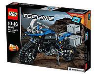 Конструктор LEGO Technic 42063 Приключения на BMW R 1200 GS