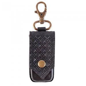 Брелок для ключей и флешки. Цвет черный