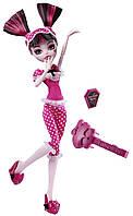 Кукла Монстер Хай Дракулаура из серии Пижамная вечеринка, 2 выпуск Monster High Dead Tired Draculaura.