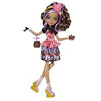 Кукла Эвер Афтер Хай Кедра (Сидар) Вуд Чайная вечеринка, Ever After High Hat-Tastic Cedar Wood Doll.
