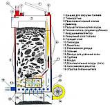 Твердотопливный котел «Энергия Комфорт» 20 кВт, фото 4