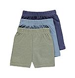 """Детские Трикотажные шорты для мальчика на рост 80см 86см и 92см """"Свобода"""" для мальчика, фото 2"""
