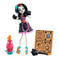 Кукла Скелита Калаверас (Skelita Calaveras), серия Уроки рисования