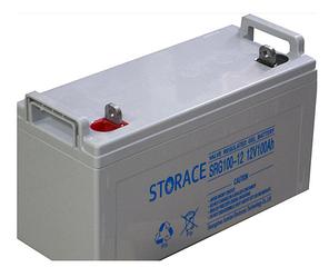 Аккумулятор Storace 12V 100Ah GEL
