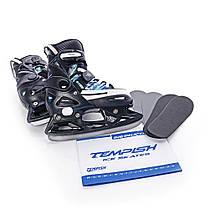 Раздвижные коньки Tempish REBEL ICE PRO ONE -  29-32, 33-36, 37-40 р., фото 2