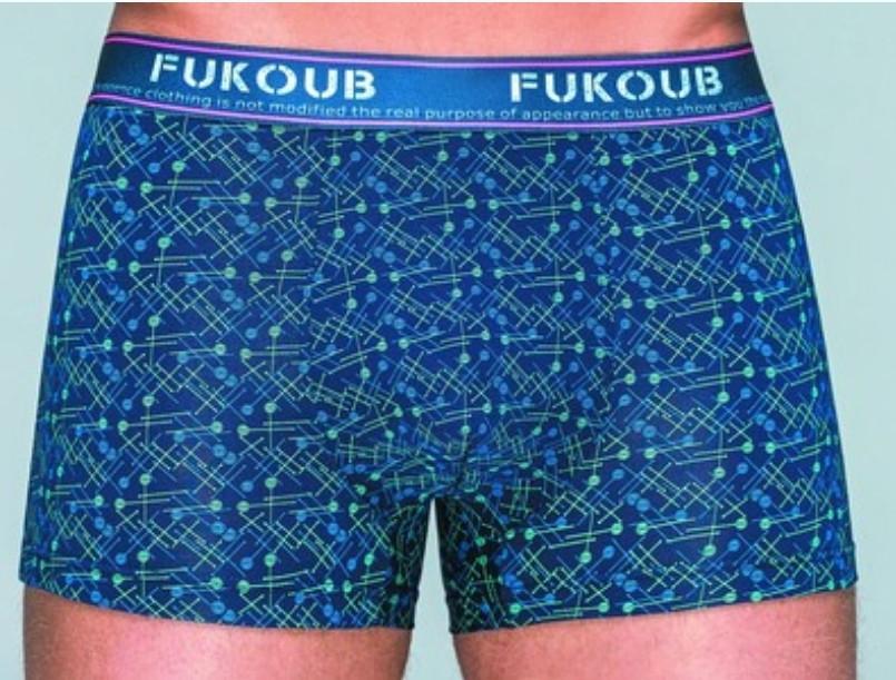Труси чоловічі Fuko ub 8113