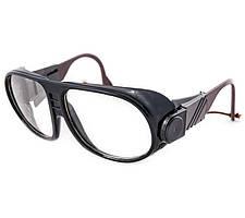 Очки защитные с резинкой