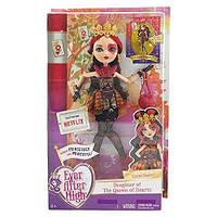 Кукла Эвер Афтер Хай Лиззи Хартс базовая перевыпуск, Ever After High Lizzie Hearts.