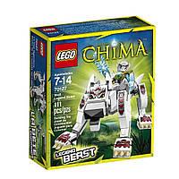 Конструктор LEGO Legends Of Chima 70127 Легендарные Звери: Волк