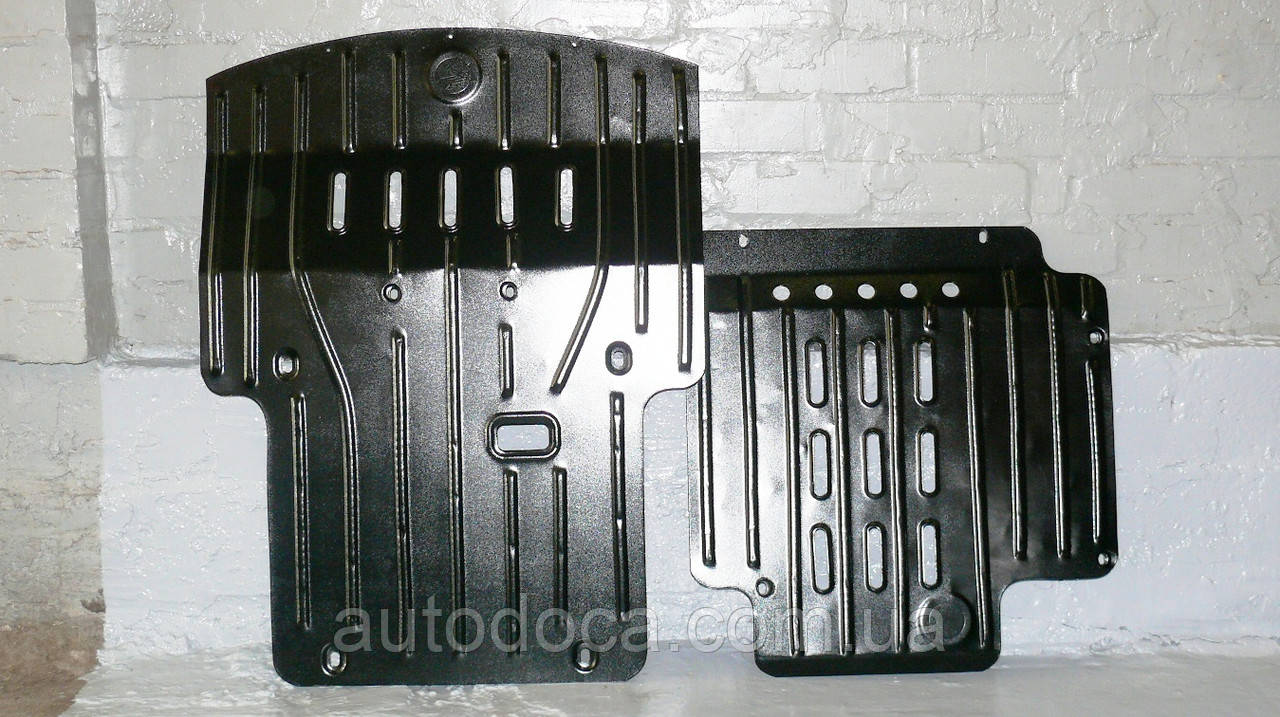Защита поддона картера двигателя, акпп BMW 3 (E46) 4x4 2004-