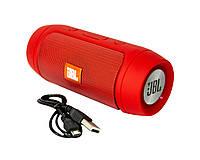 Портативная колонка JBL Charge mini 2+ на 4000 mAh Красная (1556)