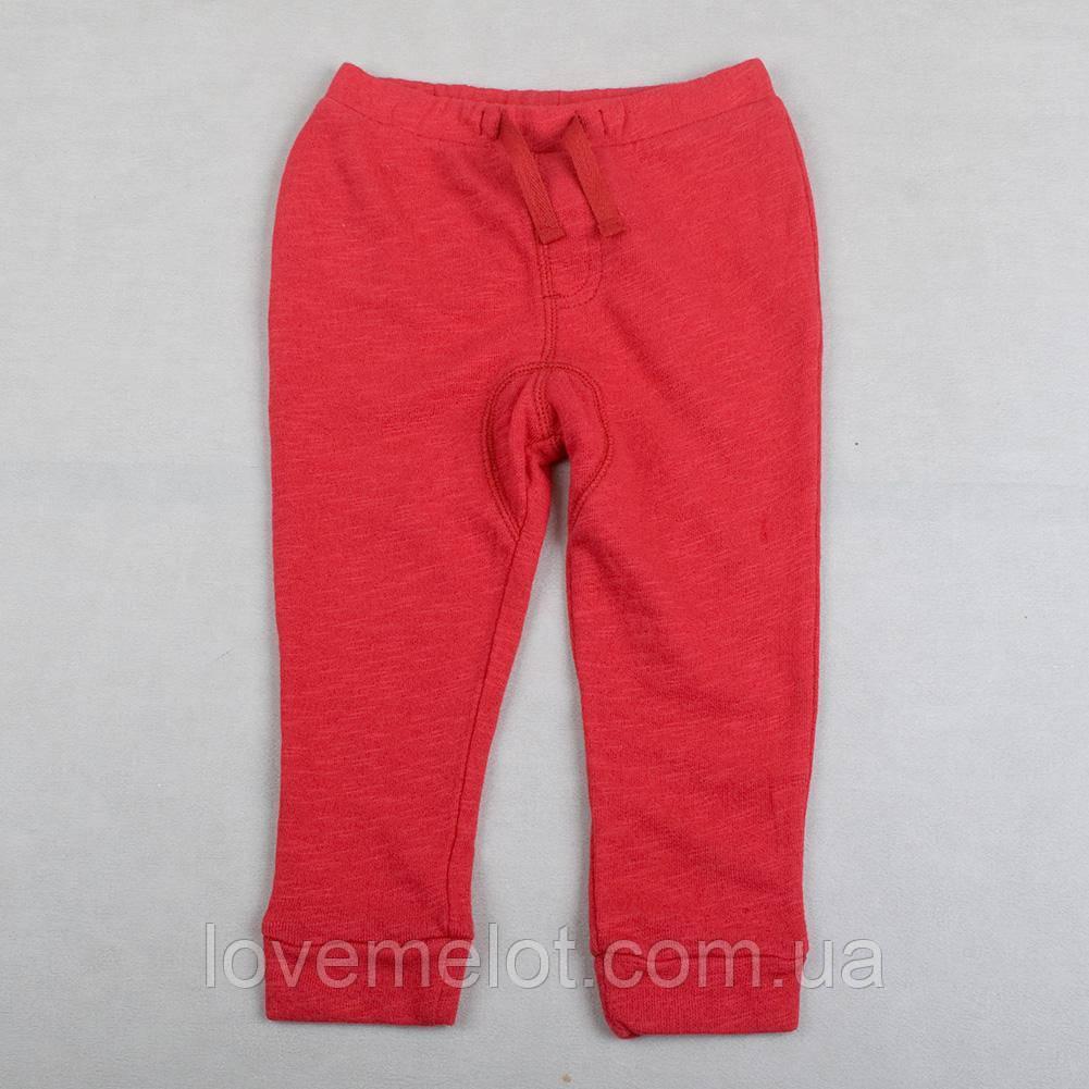 """Детские плотные штаны Next """"Малыш"""" красные"""
