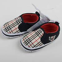 """Детские пинетки кроссовки для детей обувь для малыша """"Шотландец"""" по стельке 9,5см и 10,5 см"""