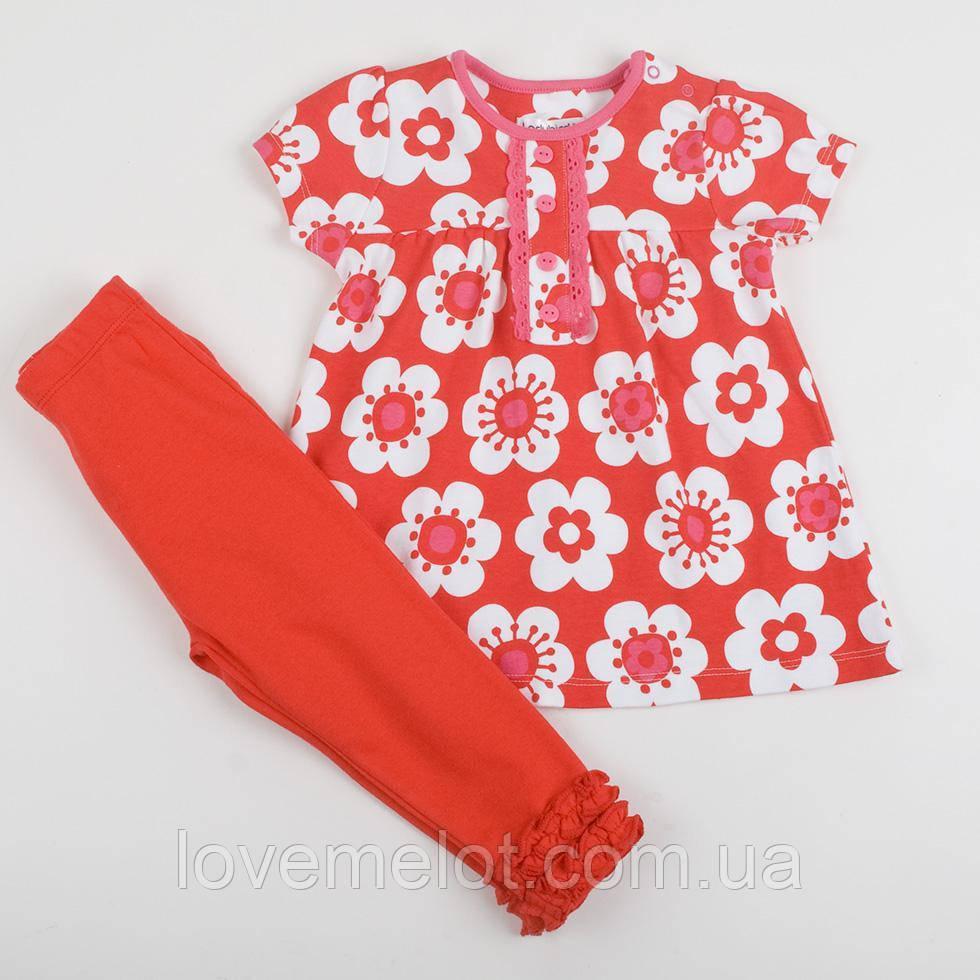 """Детская туника с леггинсами для девочки на рост 92см Ladybird """"Линда."""" для девочки"""