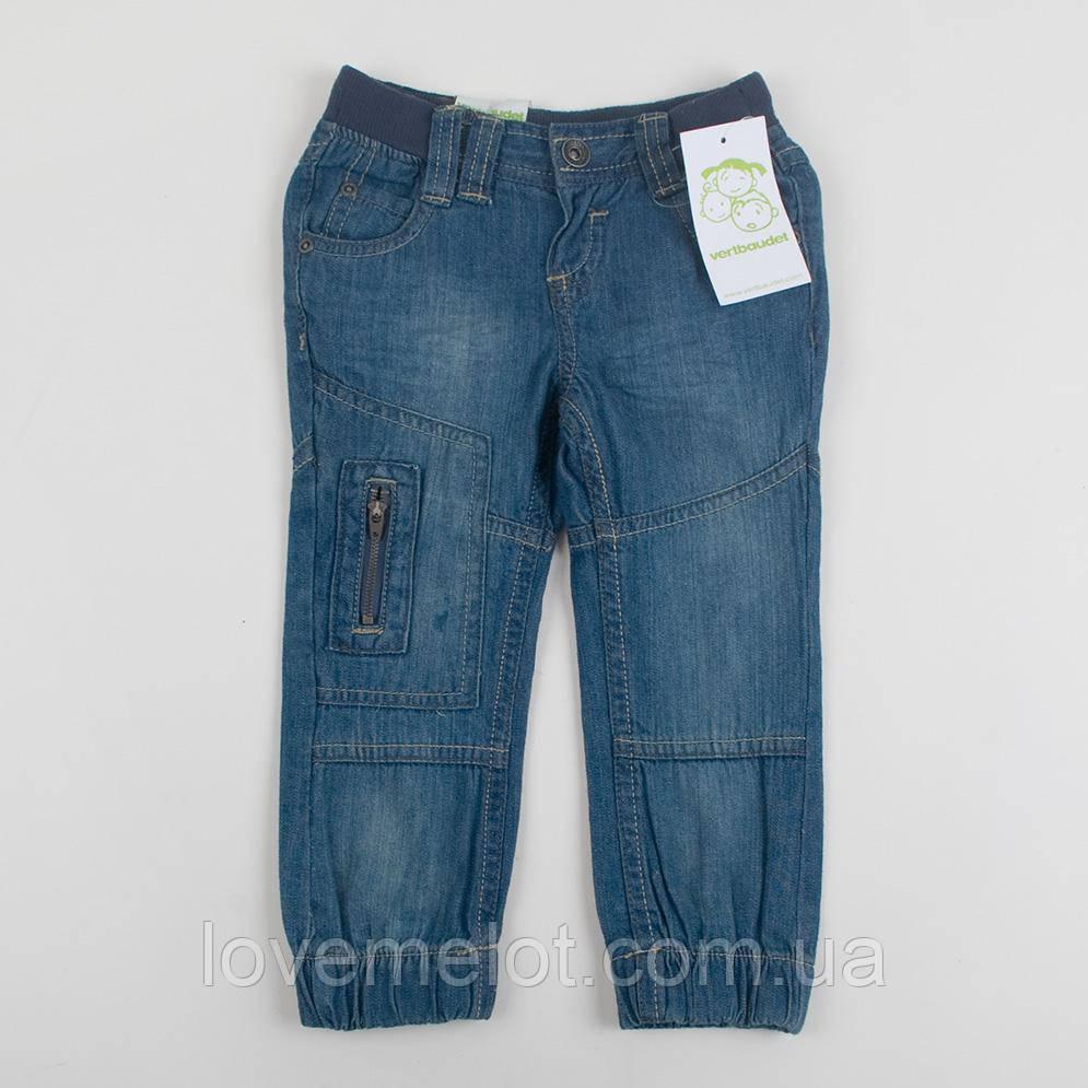 """Детские джинсы для ребенка для мальчика для девочки на рост 86 и 92см """"Дарлинг"""""""