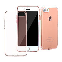 Чехол Baseus Simple Series Case for iPhone 7+/8+ Rose Gold