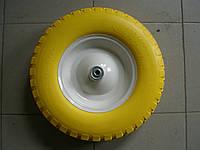 Колесо к  тачке 4,00-8 силикон