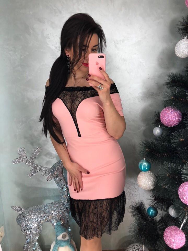 Платье вечернее. (363)