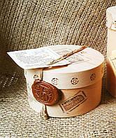 Чорний гранульований Іван-чай з квітами Іван-чаю тубус низький 50 грам
