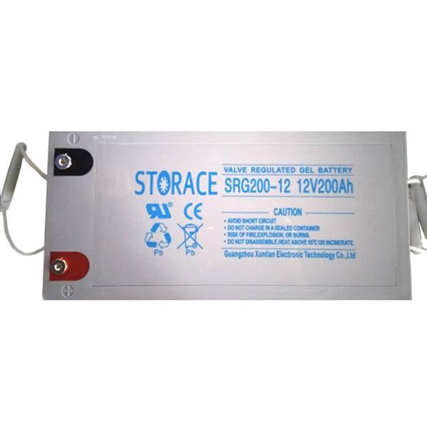 Аккумулятор Storace 12V 200Ah GEL