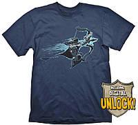 Футболка Gaya DOTA 2 T-Shirt - Drow Ranger + Ingame Code, XL