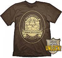 Футболка Gaya DOTA 2 T-Shirt - Brewmaster + Ingame Code, XL