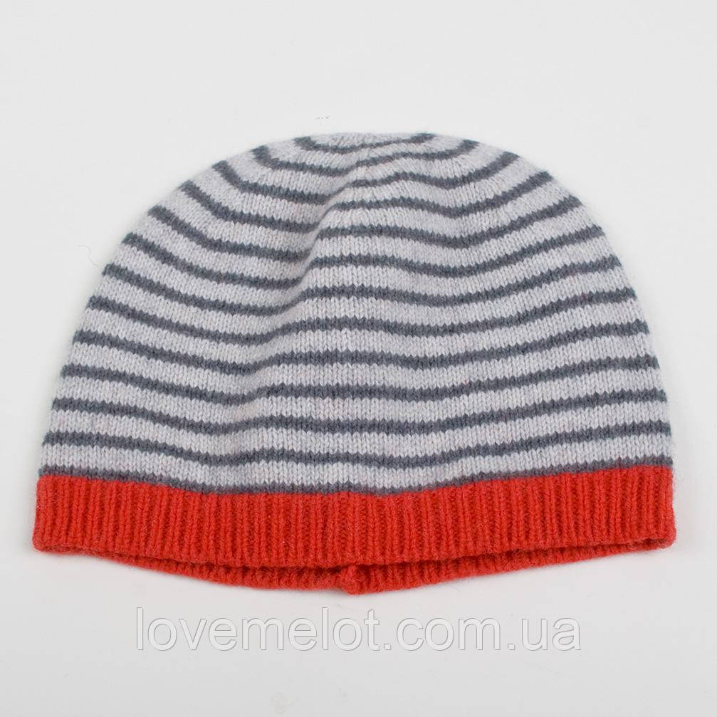 детская вязаная шапка с шерстью майкл для мальчика продажа цена