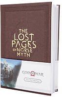 Блокнот Gaya God of War - The Lost Pages Of Norse Myth