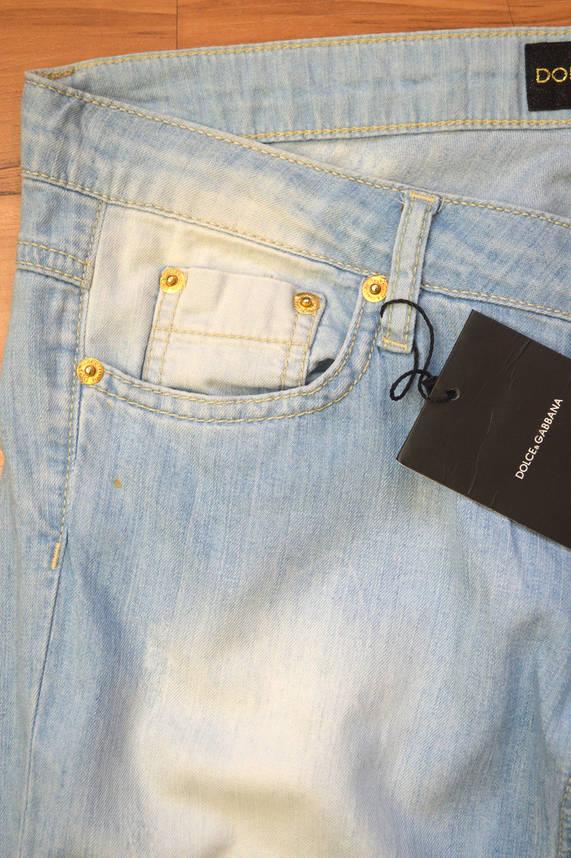 Женские джинсы D&G216 (копия), фото 2
