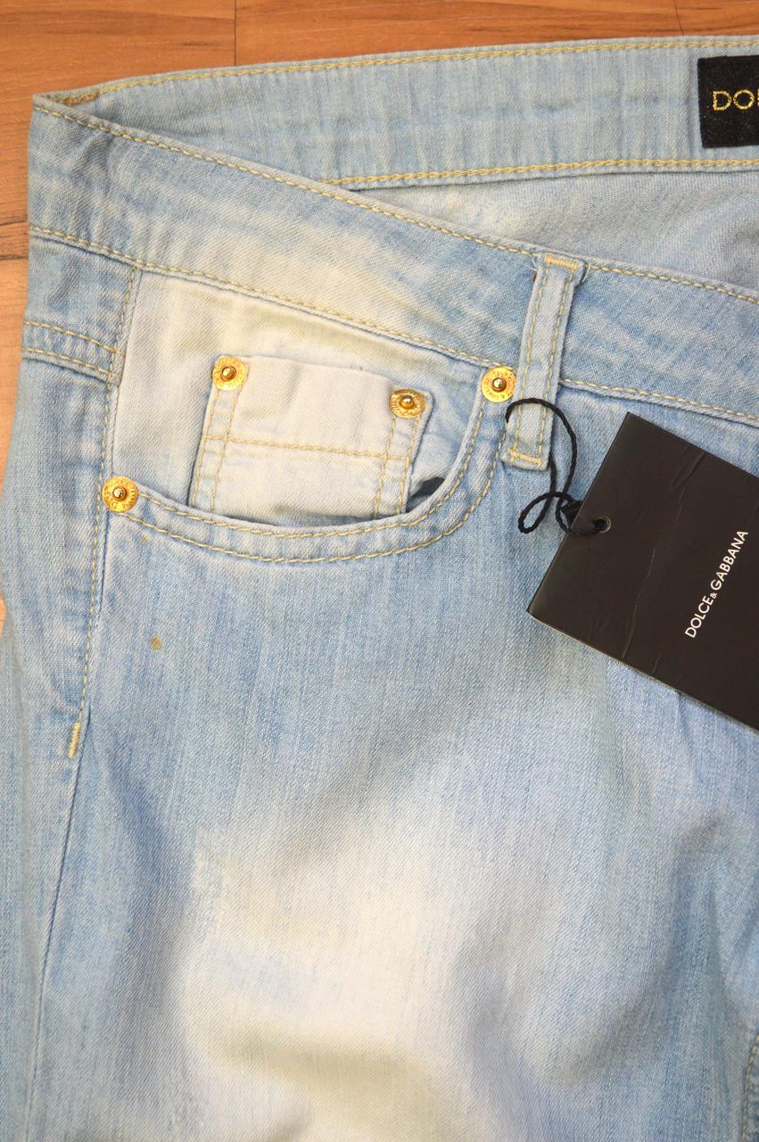 Женские джинсы D&G216 (копия)